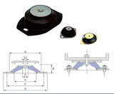 Bell-mounting PSP