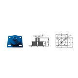 Construction Machinery Mounting MSA/SW